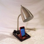 Vintage Lamp iPhone Dock