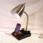 Vintage Lamp iPhone Dock