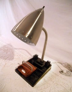 Vintage Lamp iPhone And iPod Dock