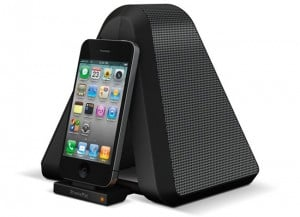 XtremeMac Soma Stand Portable iPhone Dock