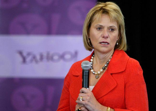 Yahoo ex CEO