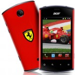 Acer Liquid Mini Ferrari Edition Android Smartphone
