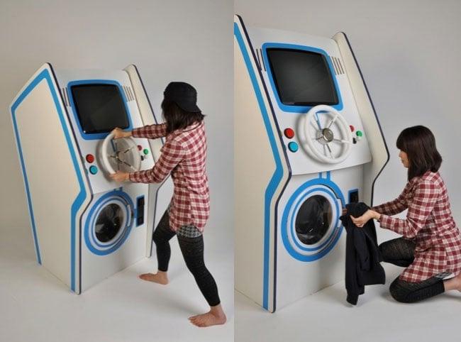amusement washing machine