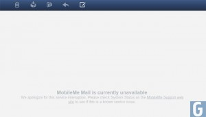 Apple's MobileMe Service Having Problems Ahead Of iCloud Launch