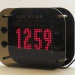 DOTKLOK Digital Clock