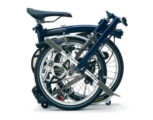 eBrompton Electric Folding Bike