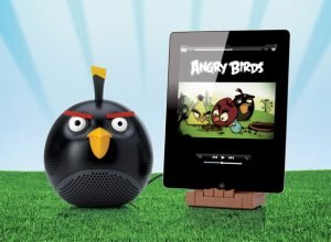 Gear4 Angry Birds Speakers Go On Sale Next Month