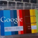 Google Branded SIM Card