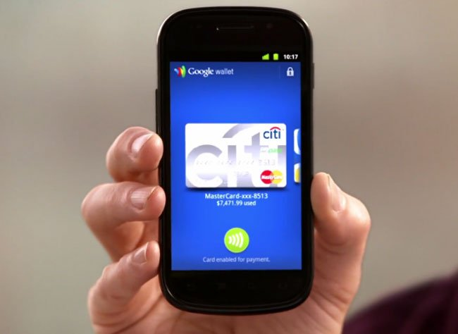 Google Wallet Gets Official