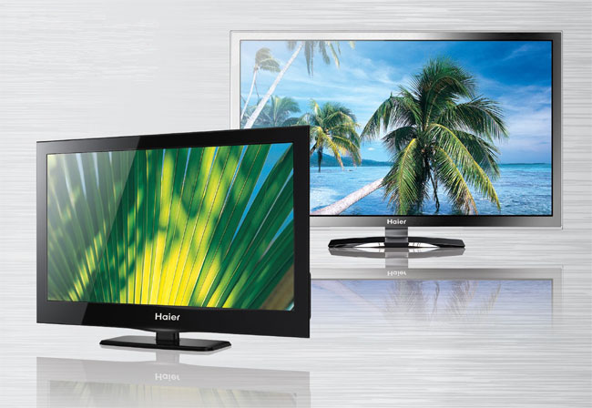 Haier Unveils The Worlds First Wire Free 3D HDTV
