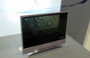 Haier 22 Inch Transparent OLED TV