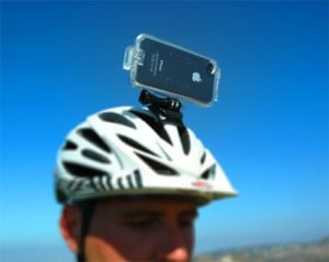 iPhone 4 Action Case Helps You Record Your Extreme Sports (Video)