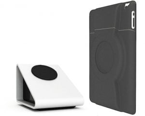iPort LaunchPort iPad 2 Wall Mounted Inductive Charger (video)