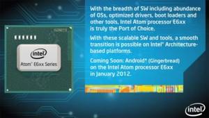 Intels New Atom Processors