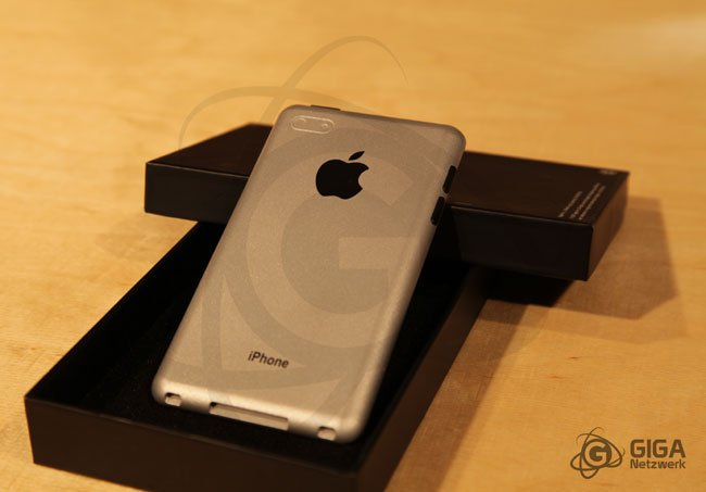 Fan Made iPhone 5 Design Prototype