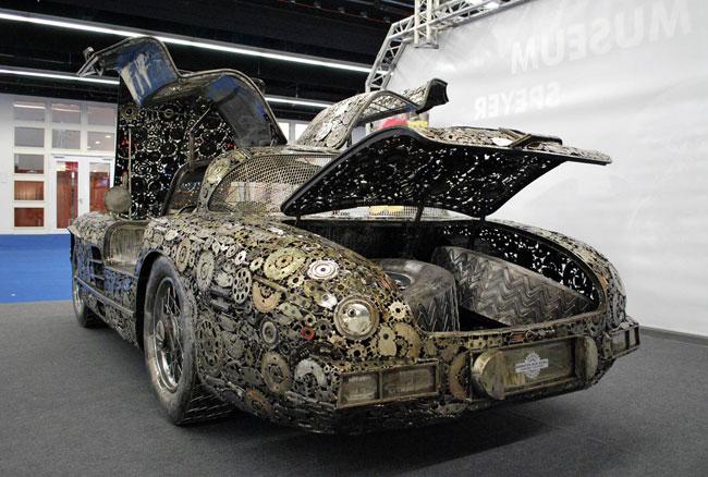 Mercedes Benz 300 SLR