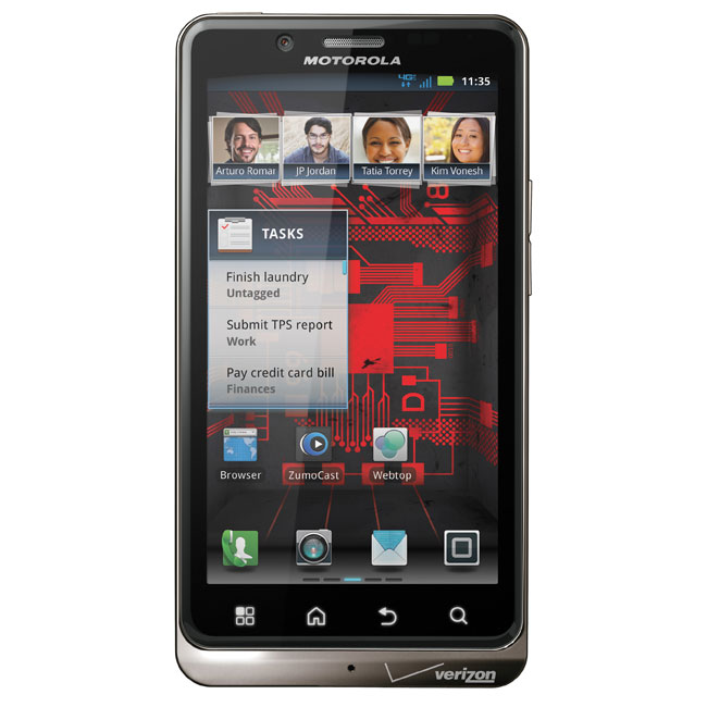 Verizon Motorola Droid Bionic Gets Official Lands 8th Of
