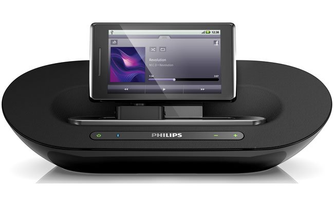 Philips Announces Fidelio Android Docking Stations
