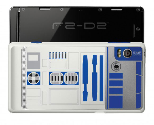 R2-D2 Motorola Droid 2