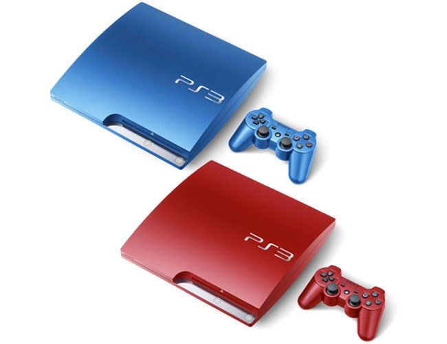 Red Blue PS3