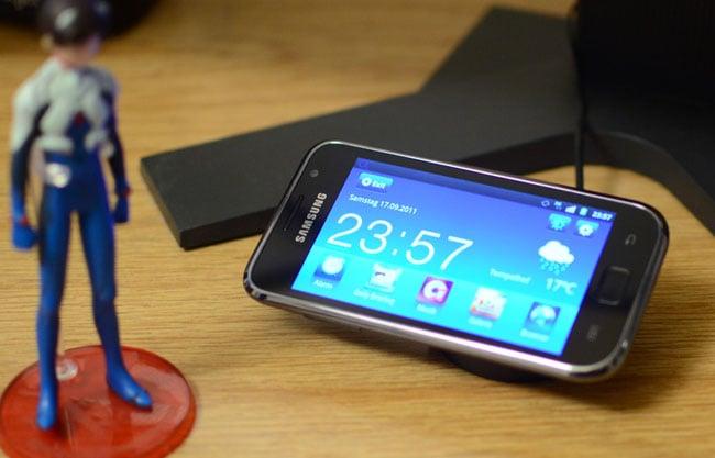 Samsung Galaxy S Mod