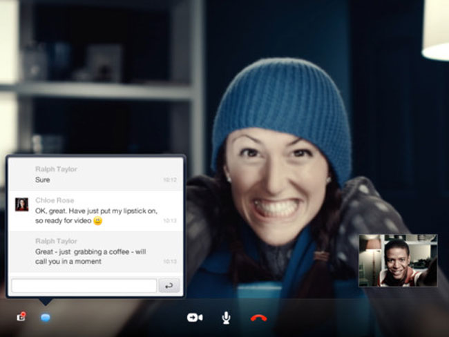 Skype For iPhone, iPad And iPod Touch Gets Updated