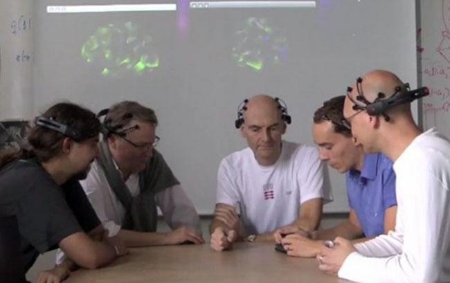 The Smartphone Brain Scanner