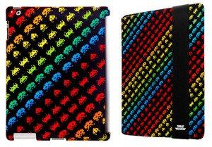 Space Invaders iPhone, iPad And MacBook Cases
