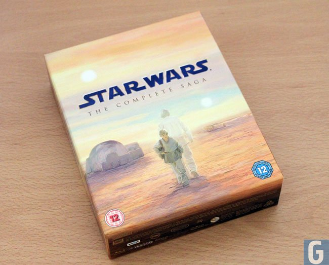Star Wars Blue-ray