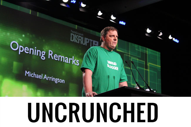 Michael Arrington Launches Uncrunched