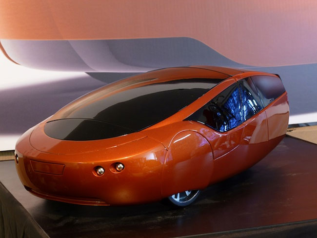 Urbee 3D Printed Car