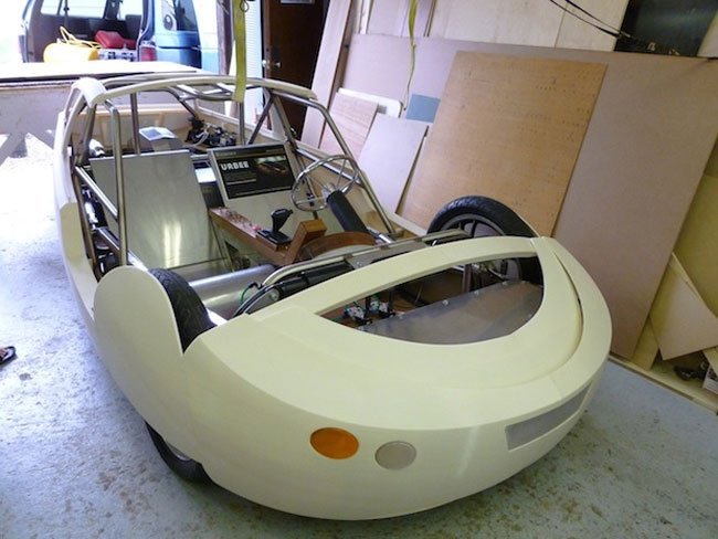 Urbee 3D Printed Car