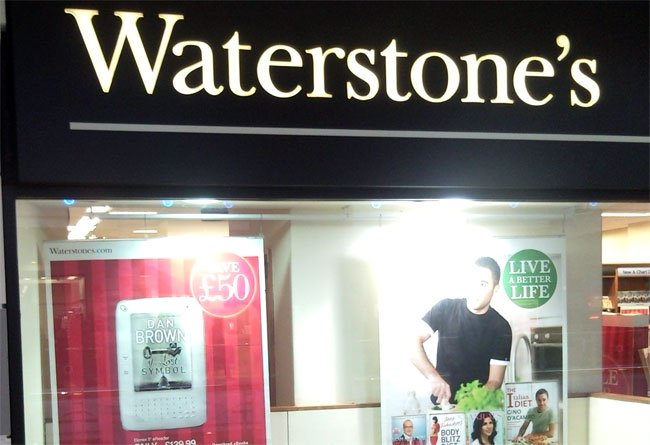 Waterstone's To Launch eBook Reader In 2012