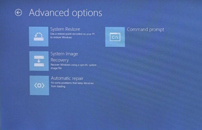 Windows 8 Boot