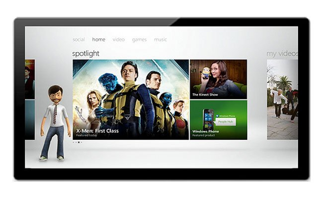Xbox Live Windows 8