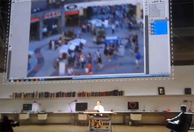 Adobe Motion Blur