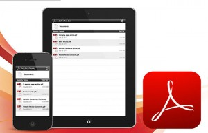 Adobe Finally Launches Adobe Reader On iOS Devices