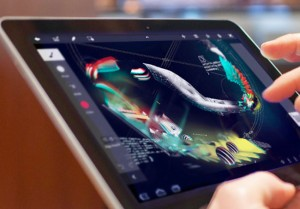 Abode Launches Adobe Touch Apps For Tablets