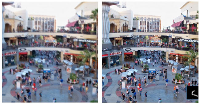 Adobe de-blur presentation