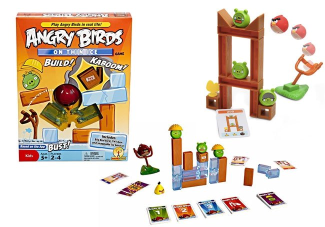 Angry Bird Board Game