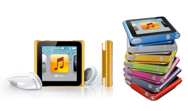 Apple iPod Nano 2011