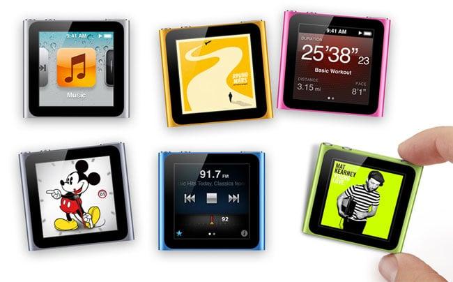 Apple iPod Nano 7th Generation
