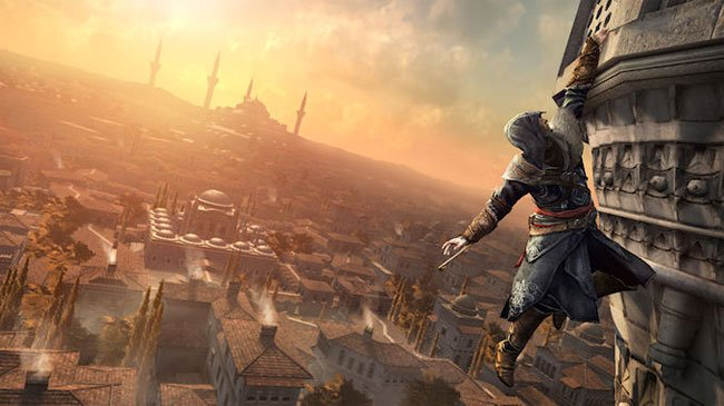 Assassin S Creed Revelations The Life Of Ezio Auditore Story