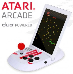 Atari Arcade Duo iPad Joystick Now Available For $59, Supports 100+ Games (video)