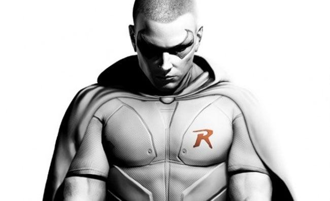 Batman: Arkham City Robin