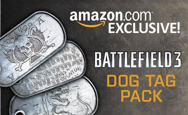 Battlefield 3 Dog Tag