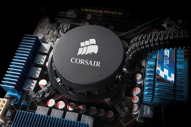 Corsair Hydro Series H40 and H70 CORE