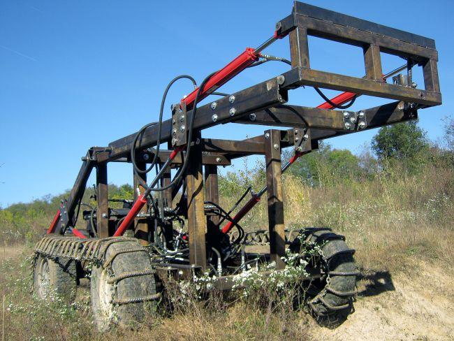 DIY Tractor
