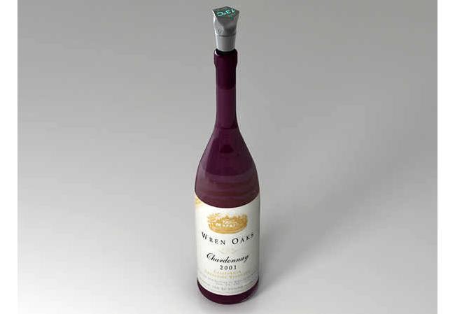Digital Bottle Stopper