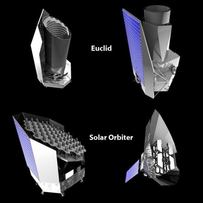 ESA spaceships